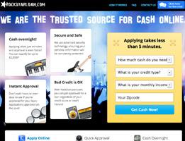 blue trust loans login
